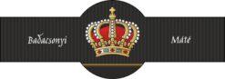 Royal boros nyak címke